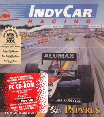 Indy Car Racing Compilation
