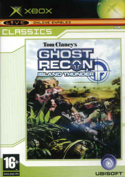 Tom Clancy's Ghost Recon Island Thunder X-Box