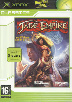 Jade Empire X-Box