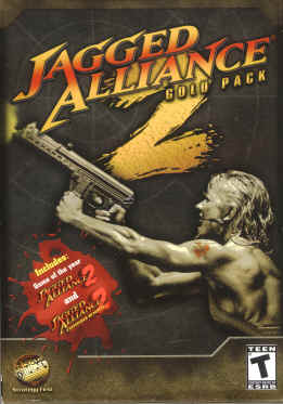 Jagged Alliance 2 and JA2 Unfinished Business