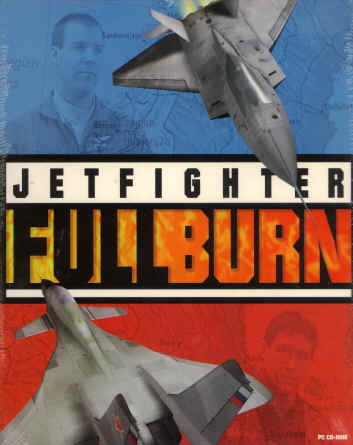 Jetfighter 3 Full Burn