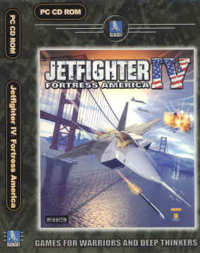 Jetfighter IV Fortress America