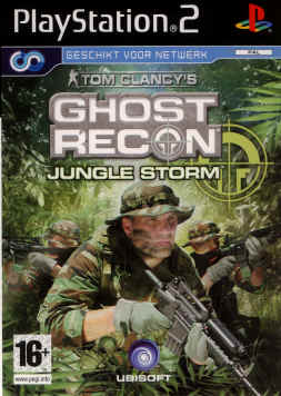 Tom Clancy's Ghost Recon Jungle Storm Playstation 2