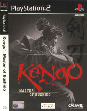 Kengo Master of Bushido Playstation 2