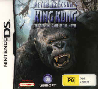 Peter Jackson's King Kong for Nintendo DS