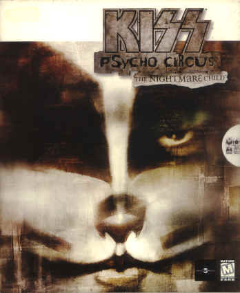 Kiss Psycho Circus The Nightmare Child