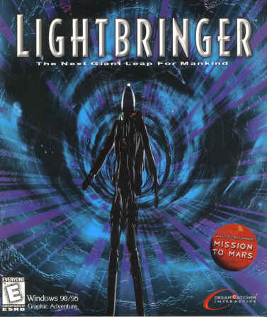 Lightbringer (Cydonia) - The Next Giant leap for Mankind