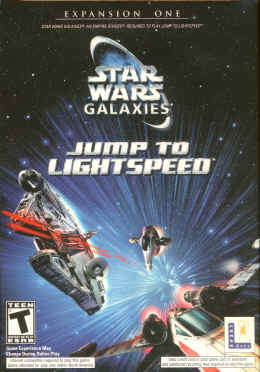 Star Wars Galaxies Jump to Lightspeed