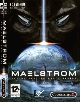 Maelstrom The Battle for Earth Begins
