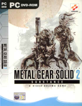 Metal Gear Solid 2 Substance PC