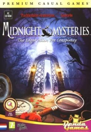 Midnight Mysteries The Edgar Ellen Poe Conspiracy