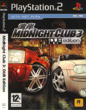 Midnight Club 3 DUB Edition for Playstation 2