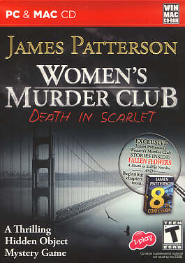 James Patterson Women's Murder Club Death in Scarlet