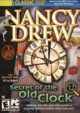 Nancy Drew 12 Secret of the Old Clock