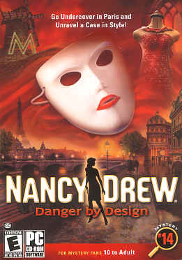Nancy Drew 14 Danger by Design