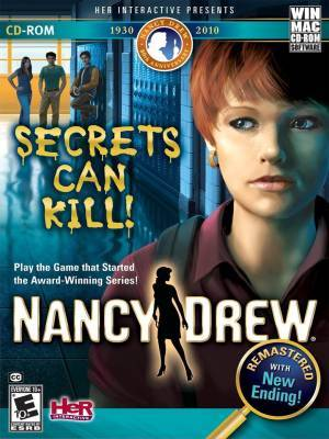 Nancy Drew 1 Secrets can Kill Remastered 2010 Edition