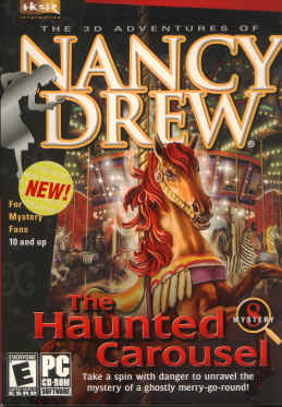 Nancy Drew 8 The Haunted Carousel
