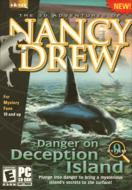 Nancy Drew 9 Danger on Desception Island