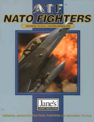 ATF Nato Fighters Advanced Tactical Fighters Mission Disk