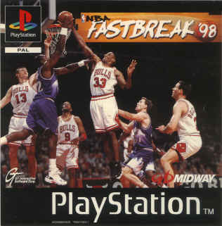 NBA Fastbreak 1998 Playstation