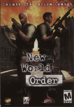 New World Order Counter Terrorism Combat