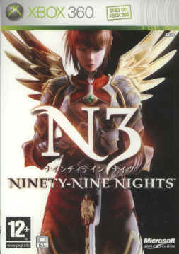 Ninety-Nine Nights for XBox360