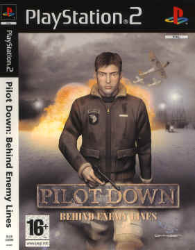 Pilot Down Behind Enemy Lines for Playstation 2
