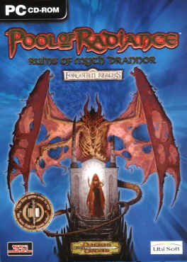 Forgotten Realms Pool of Radiance 2 Ruins of Myth Drannor