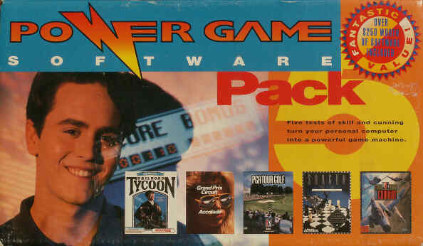 Power Game Software Pack