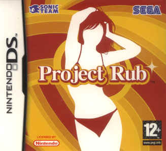Project Rub for Nintendo DS