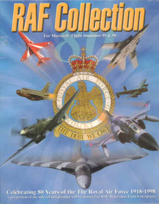 RAF Collection for MS Flight Simulator 95/98