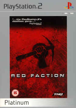 Red Faction Playstation 2