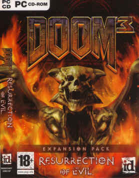 Doom 3 Expansion Pack Resurrection of Evil