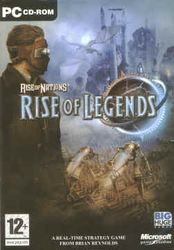 Rise of Nations 2 Rise of Legends