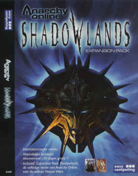 Anarchy Online Shadowlands Expansion Pack