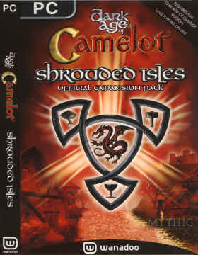 Dark Age of Camelot Shrouded Isles UK