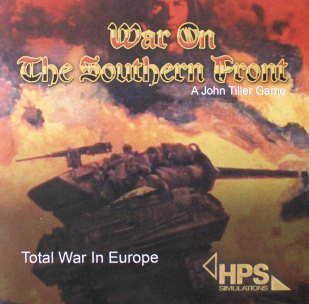 Total War in Europe: War On The Southern Front