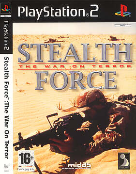 Stealth Force The War on Terror for Playstation 2