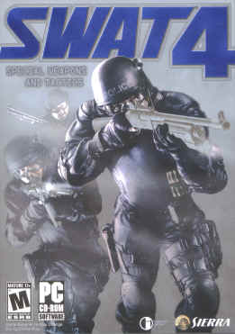 Police Quest SWAT 4 - Special Weapons and Tactics