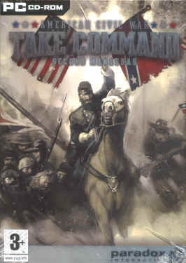 American Civil War Take Command Second Manassas