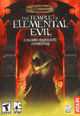 Dungeons & Dragons A Classic Greyhawk Adventure: The Temple of Elemental Evil