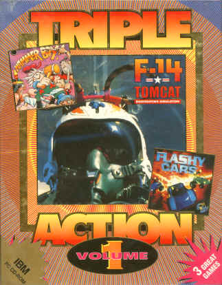 Triple Action Volume 1