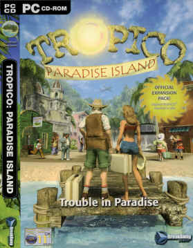 Tropico Trouble in Paradise