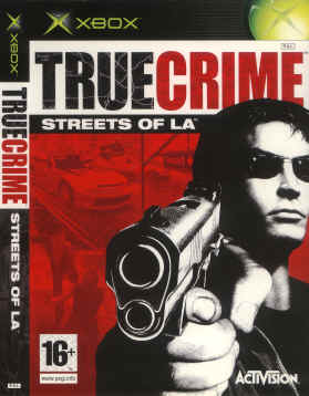 True Crime Streets of L.A. X-Box