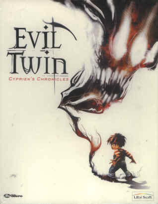 Evil Twin Cyprien's Chronicles