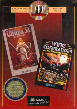 Ultima VI and Wing Commander
