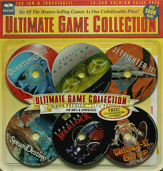 Ultimate Game Collection