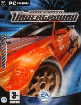 Need for speed underground Underground