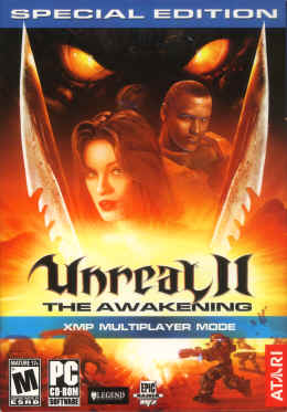 Unreal II The Awakening Special Edition