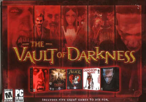 The Vault of Darkness